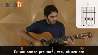 Um Anjo do Céu - Maskavo (aula de violão simplificada)