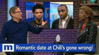 He took her for fajitas at Chili's...Then he got her pregnant! | The Maury Show