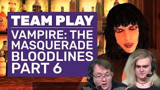 Let's Play Vampire: The Masquerade - Bloodlines | Part 6: Boris Checkov Must Die