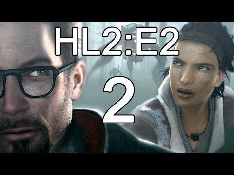 Half-Life 2: Episode Two ► Полное Прохождение На Русском FULL HD