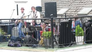 Blistered at Skegness Scooter Rally 2015