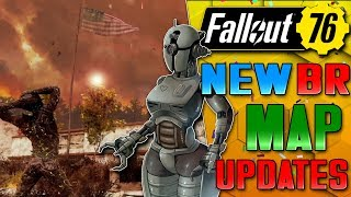 NEW NUCLEAR WINTER MAP! - FALLOUT 76 PREVIEW -