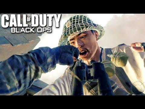 CALL OF DUTY Black Ops Vietnam Mission Gameplay Veteran
