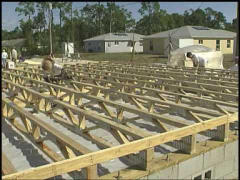 Raised floor livng in vero beach elevation advantages for Raised pier foundation