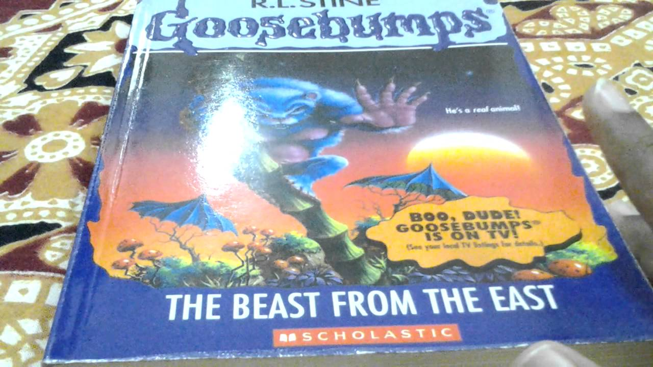 The Beast From The East Goosebumps Episode