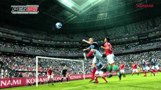 PES 2012 Game Trailer - Pro Evolution Soccer 2012 Game Trailer