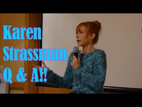 Karen Strassman Q & A  Colorado Anime Fest 2017