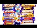 Chocolate Bars Collection - Double Decker, Wunderbar, Fudge, Wispa Twirl, Flake