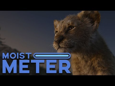 Moist Meter | The Lion King