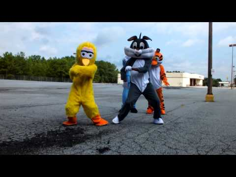 Cartoon Characters | Hit The Quan Dance | Dragon House