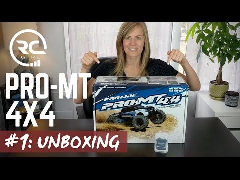 PROLINE PRO-MT 4x4  |  Unboxing (Pt. 1)