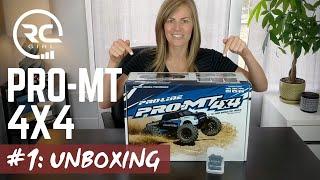 PROLINE PRO-MT 4x4 BUILD  |  Unboxing (Pt. 1)