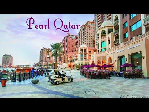 Pearl Qatar   Doha   Qatar - World's Best Artificial Island