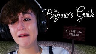 THIS GAME WILL MAKE YOU CRY WATERFALLS! The Beginner's Guide (Full Gameplay)