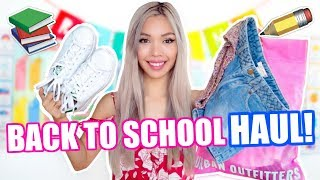 HUGE Back to School Clothing Haul! +GIVEAWAY!