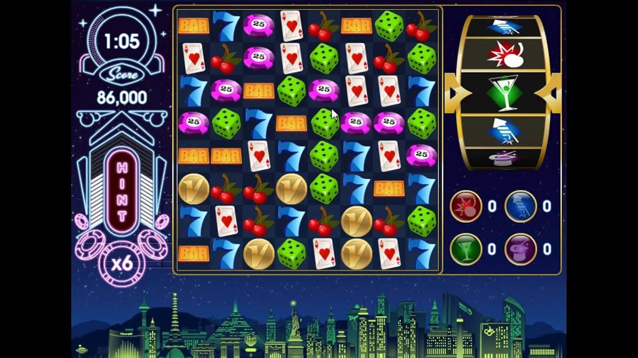 Vegas Nights Game