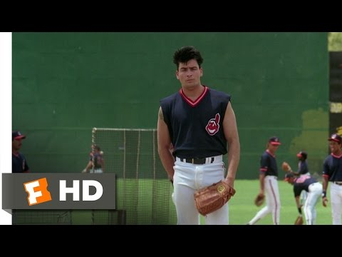 Major League (2/10) Movie CLIP - Nice Velocity (1989) HD