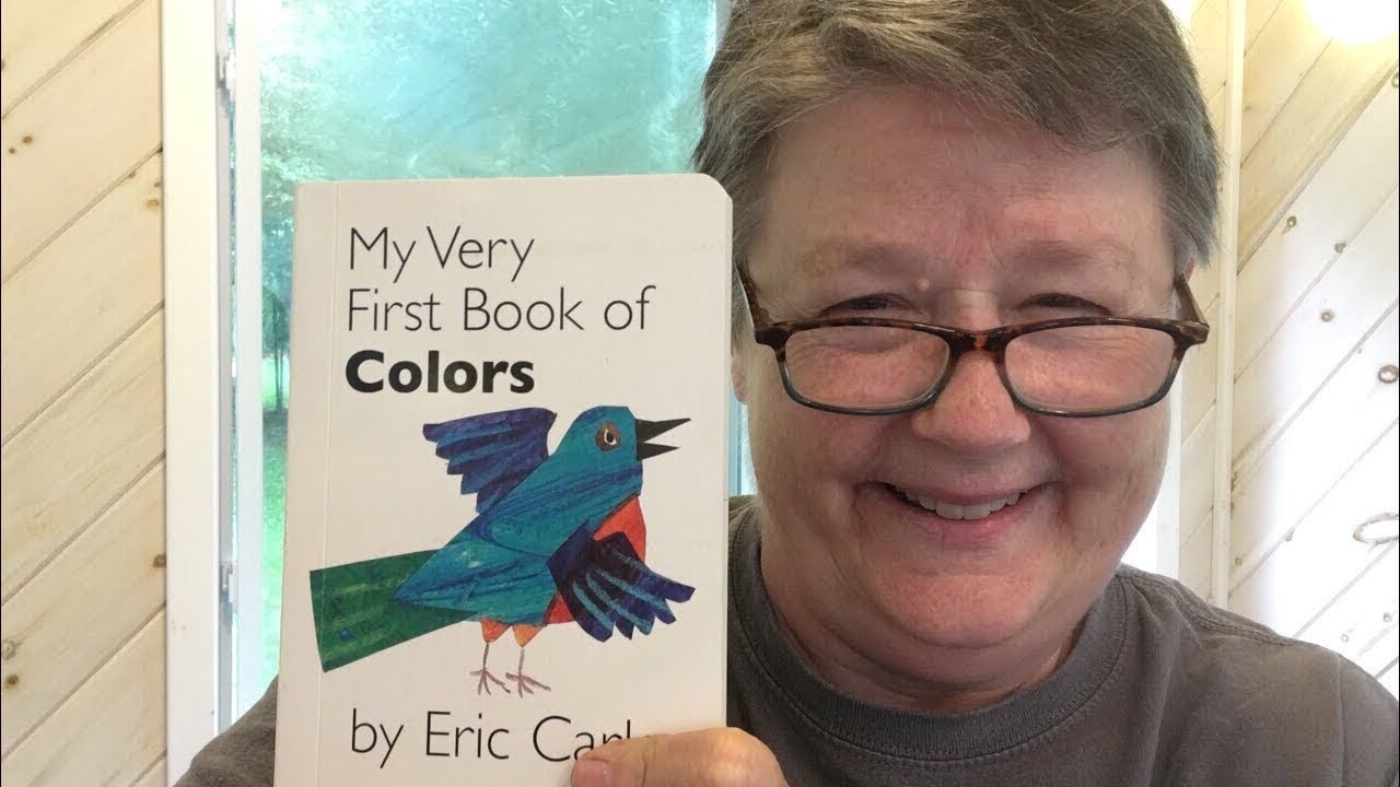 My Very First Book of Colors - YouTube