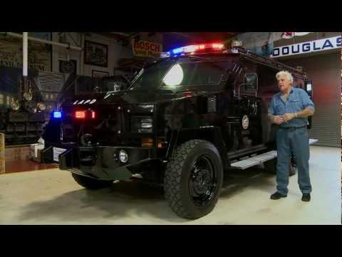 Lenco BearCat - Jay Leno's Garage