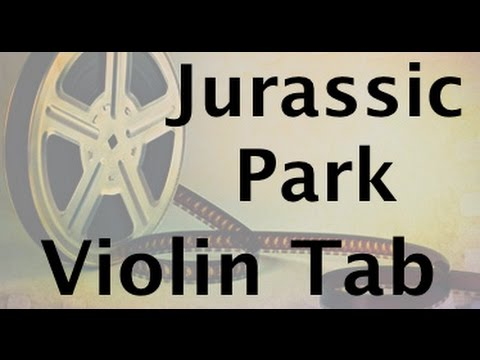 Learn Jurassic Park on Violin  How to Play Tutorial