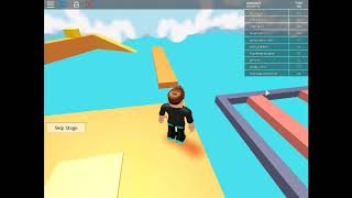ROBLOX: [371] Super Parkour [Obby!] I'm very bad