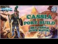 Grubby | Heroes of the Storm - Cassia - Poke Build - Quick Match - Sky Temple