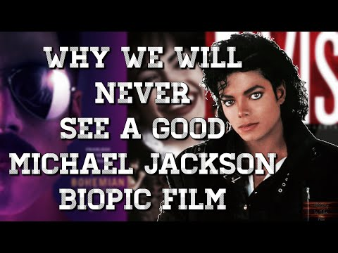 A MICHAEL JACKSON BIOPIC FILM: Why It Should Never Happen (HIStory In The Mix)