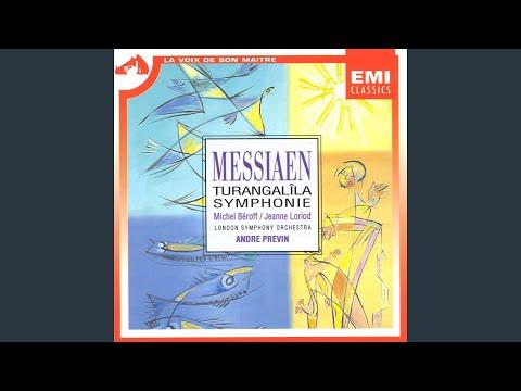 Turangalîla-Symphonie : V. Joie du sang des etoiles