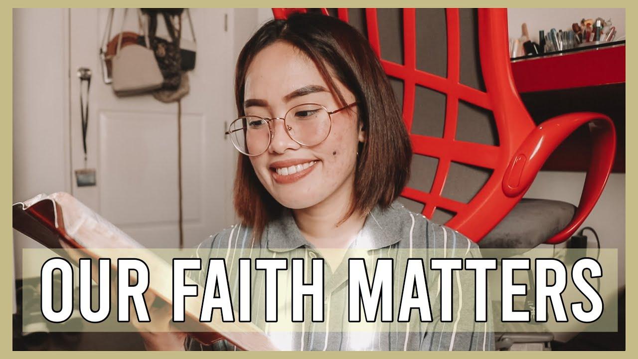 selah series ep. 2: our faith matters 📖✨
