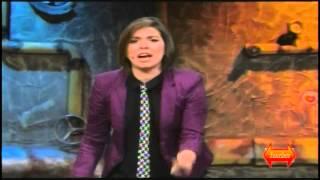 Los comediantes de la noche 19 de octubre Liss pereira parte 4