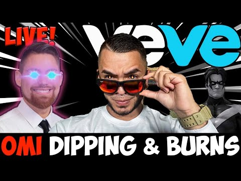 Omi Time To Sell? // Omi Burns Explained //  VeVe April Big Announcement