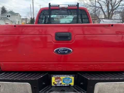 2008 *Ford F250* *DIESEL 6.4 POWERSTROKE* 4X4 SUPERCAB 6 SPEED MANUAL LONG BED ONE OWNER WE...