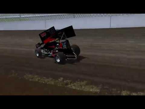 rFactor - UDSRA 2016 Sprint Cars - Skagit Speedway