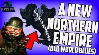 Conquest In the Wasteland! Hearts of Iron 4 HOI4 (Old World Blues Mod)