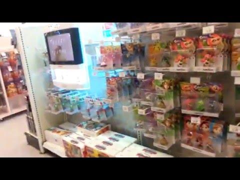Amiibo Hunting At Toys