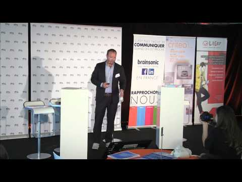 EBG - Assemblée Générale 2013 : Keynote Jeff Ragovin Co-fondateur Buddy Media