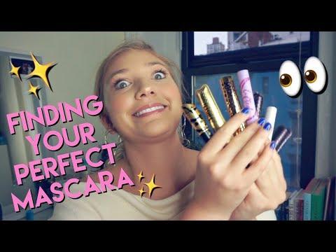 finding your perfect mascara!   tarte talk