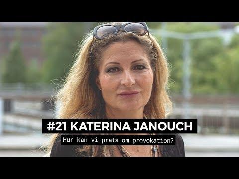 """#21 Katerina Janouch - """"Kvinnor vågar inte ta sin plats i debatten"""""""
