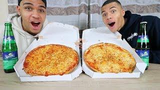 PIZZA CHALLENGE !!! | PrankBrosTV