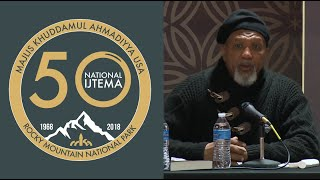Mufti Muhammad Sadiq Award Ceremony - 50th National Ijtema MKA USA 2018