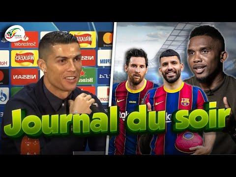 Pari fou de Samuel Eto'o avec Messi et Aguero...Le secret de Cristiano Ronaldo enfin dévoilé   JDS