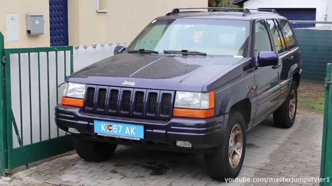 1998 jeep grand cherokee manual download