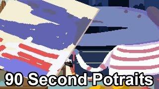 Ein Hauch von Tüll (90 Second Potraits)