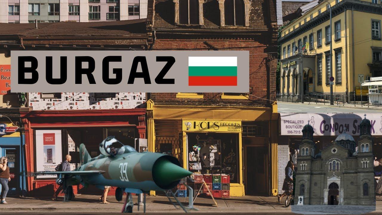 BURGAZ: Bulgaristan'ın eğlence şehiri