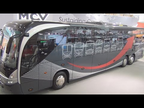 Mercedes-Benz MCV 600 Bus Exterior And Interior