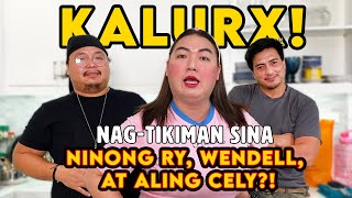 Cooking In A Kitchen with Ninong Ry & Wendell Ramos | NAGLUTO KAMI NG SOSYAL NA AGLIO OLIO PASTA!!!