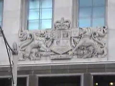 Toronto Symbolism Part 3- The Arms of Canada