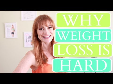 This is Why It's Hard to Lose Weight