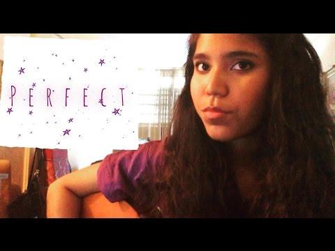 One Direction - Perfect (COVER)- By Andrea Garcia (Versión En Español)