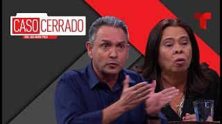 Video oficial del controvertido programa de Telemundo Caso Cerrado. La hija de Ricardo tiene una relación con la hija de Tania, pero Tania es homofóbica y ...